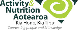 Activity & Nutrition Aoetearoa footer logo
